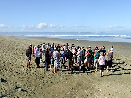 2012 Coastal Restoration Trust Conference in Taipa, Northland